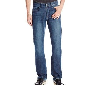 DL1961 Vince casual straight jeans in Aston men's
